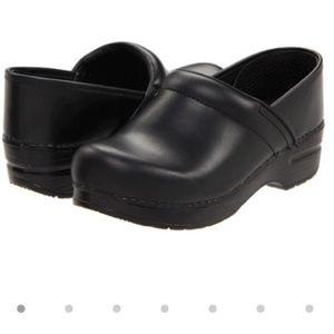 Dansko Black Clogs size 11